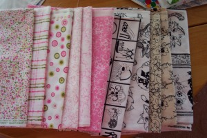 Loralie fabric