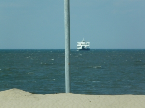 Lewes Cape May Ferry