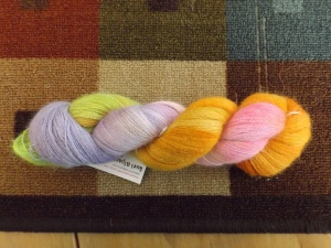 lace yarn 005