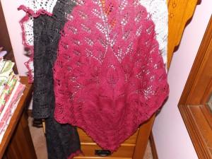 V shawl 004