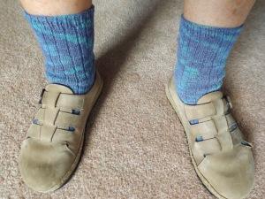 silver blue socks 014